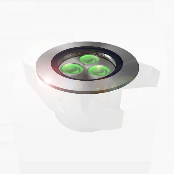 Hammer L RGB - Segnapasso led per esterni